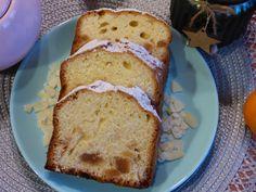 Babka z marcepanem #sweet #mniam #pyszne Banana Bread, Food, Essen, Meals, Yemek, Eten