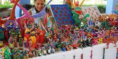 Hay figuras de una fauna muy diversa y seres fantásticos de Influencias externas, desde monstruos, pegasos o marcianitos hasta nahuales, expresiones propias de la cosmovisión de los grupos originarios de Oaxaca.
