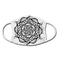 Alles ist in der Natur miteinander verbunden. Shirt Designs, Flower Mandala, Mugs, Flowers, Protective Mask, Graphics, Drawing S, Nature, Tumblers