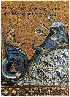 Christ Lord of creation   http://www.saintinnocent.org/ortho_101_3.html
