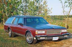 Car Crazy 1989 Caprice Classic Estate