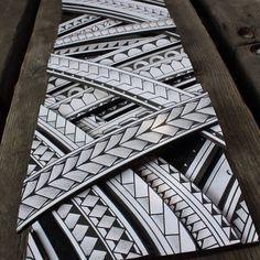 #woodart #woodwork #artwork #polynesian de burnsxseiken