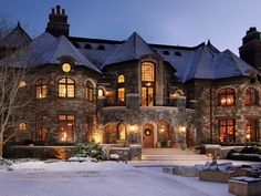 Largest homes for sale in America right now