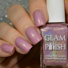 Glam Polish The King Collection - Always On My Mind