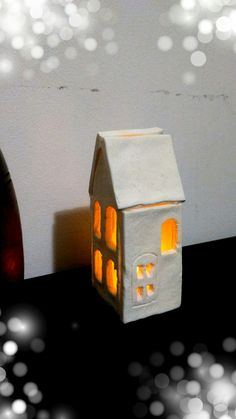 Small house... tealight'y 😊