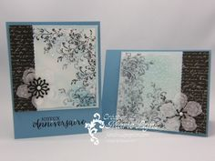 Timeless Textures Stampin'UP!