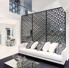 diseño que se adapta a la perfección a una decoración más románti