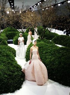 Christian Dior Haute Couture ss13