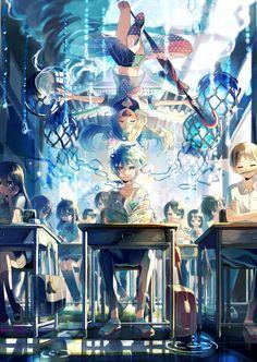 Classroom! - pixiv Spotlight