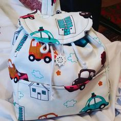 Рюкзак детский своими руками