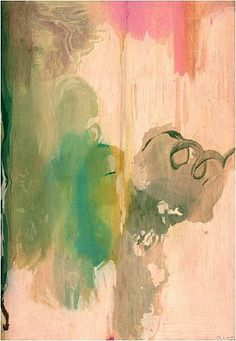 artnet Galleries: Snow Pines by Helen Frankenthaler from Hamburg Kennedy Photographs