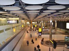 London Heathrow Airport - Rail Europe - Train travel in Europe Europe Train Travel, Travel Route, Airport Architecture, Franz Josef Strauss, Singapore Changi Airport, Rail Europe, Exhibition Building, Aviation News, Virgin Atlantic