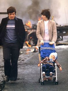 U.K. North Ireland, 1981 // James Nachtwey War Photo