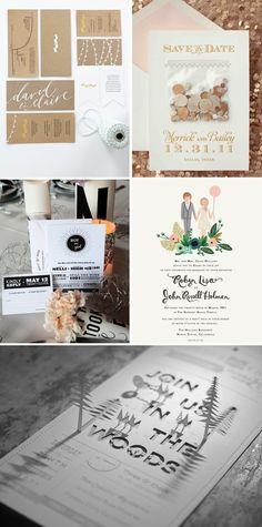 Wedding Stationery Inspiration