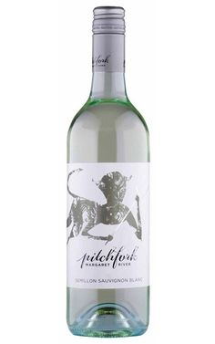 Hay Shed Hill Pitchfork Semillon Sauvignon Blanc 2018 Margaret River - 6 Bottles