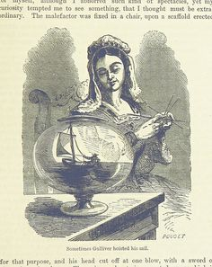 Image taken from page 177 of 'Routledge's Book of Travel and Adventure ... With ... illustrations'