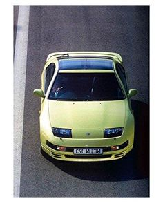 1989 Nissan 300 ZX Automobile Photo Poster