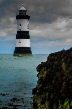 Lighthouse, Penmon Point, Wales