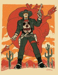 The Punisher by Ramon Villalobos