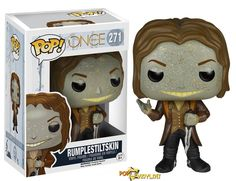 ONCE UPON A TIME POP! Figures to Release This October | Nerdist