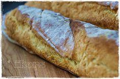 Baguette Rustica (Kochen....meine Leidenschaft)