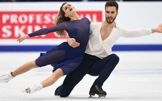 JO 2018 - journée : Papadakis et Cizeron ouvrent le bal, place au Big Air Ice Skating, Figure Skating, Gabriella Papadakis, Le Champion, Skate, Sporty, France, Running, Couples