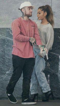 mac and ariana All love for mac All lov - mac Mac Miller And Ariana Grande, Ariana Grande Mac, Mac Miller Albums, Grandes Photos, Arte Hip Hop, Rapper, Tribute, New Mac, Dangerous Woman