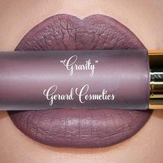 Gerard Cosmetics Hydra Matte Lip :: GRAVITY