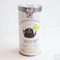 Flying Bird Botanicals Twilight Mint Loose Tea