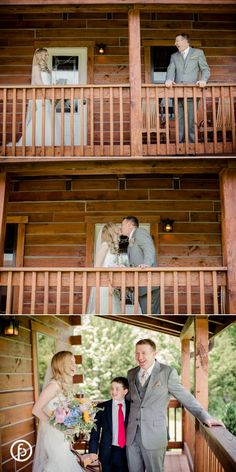 First Look Buffalo Lodge Wedding | freelandphotography.com
