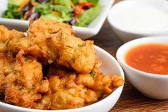 Pakora recipe for a rainy day - Times Of India