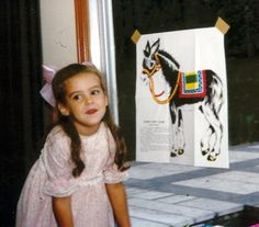 7 year old Joan Angela D'Alessandro- wa sadly killed by he neighbor on April 1973 in Hillsdale, New Jersey US. 6 months before her birthday. This photo was taken around her birthday somewhere in April 13, 7 Year Olds, 8th Birthday, 6 Months, Children, Cute, Fashion, Young Children, Moda