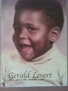 Mr. Gerald Levert!