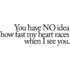 You have no idea.. #heart #love #quotes #words