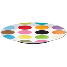 Multi Dot Lazy Susan by French Bull - Spark Living - online boutique for unique home decor, gifts and accessories $32.00