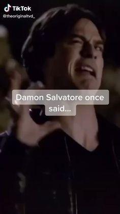 Mode Vampire Diaries, The Vampire Diaries Characters, Vampire Diaries Poster, Vampire Diaries Quotes, Vampire Diaries Seasons, Vampire Diaries Wallpaper, Vampire Diaries The Originals, Damon Salvatore Quotes, Damon Quotes