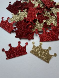 Royal Prince Baby Shower Decorations Royal Red By SugarPlumPartyCo