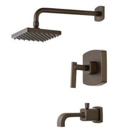 $348.84 - Belle Foret BFTS400ORB Tub and Shower Faucet, Oil Rubbed Bronze