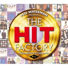 Pete Waterman Presents: The Hit Factory (Play.com Exclusive Signed Copies)