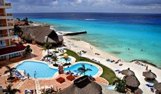 El Cozumeleno Beach Resort, Cozumel, Mexico (Dec. 2010)