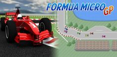 Formula Micro GP 1 F1 Game - I really like this game. It takes a while to get the hang of, but stick with it!