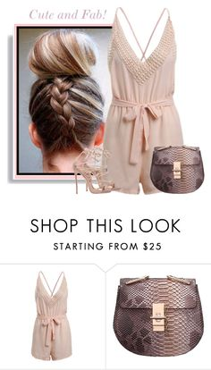 """""""....."""" by elenb ❤ liked on Polyvore featuring WithChic, Dsquared2, Summer, women and mono"""