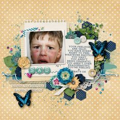 I Am Emotional - Digilicious Design and Meghan Mullens