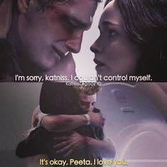 Awee peeta and katniss