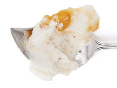 Celery Ice Cream with Candied Ginger and Rum-Plumped Golden Raisins