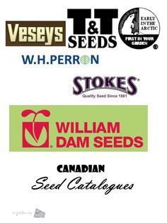 Canadian Seed Catalogues - buy locally sourced seeds for your garden... Organic Gardening | Seed Propagating