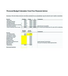 Budget Template For Couples  Cool Budget Template Google You