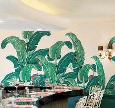 Tiki Fab: Beverly Hills Hotel. #retrowedding