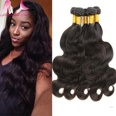 7A Brazilian Virgin Hair 3 bundles deals Brazilian Body Wave Wet and Wavy Virgin Brazilian Hair Weave Bundles Human Hair Bundles