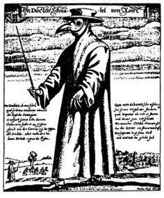 stuff about the plague